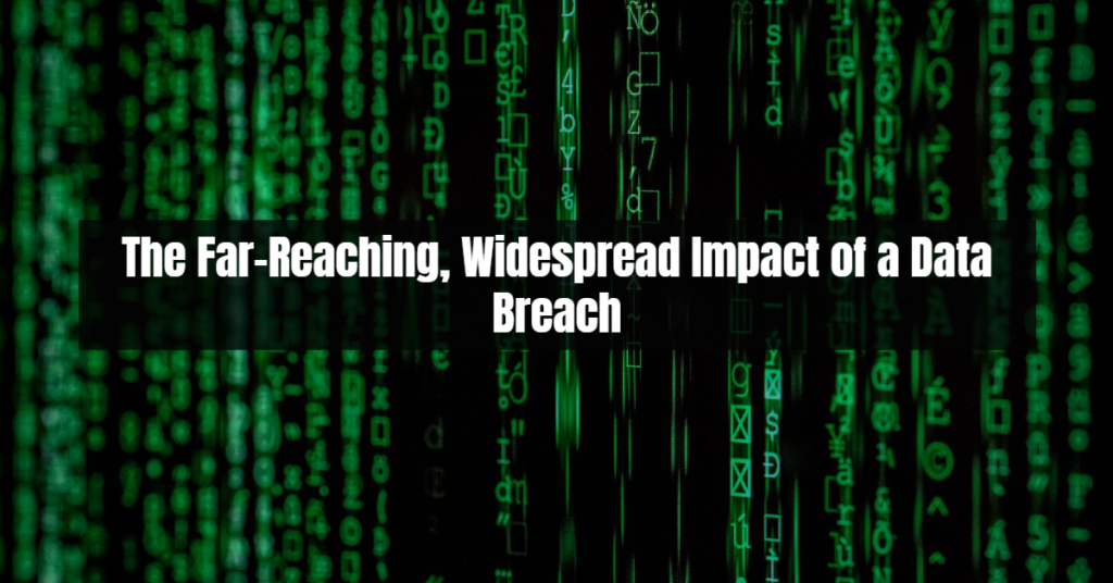impact of data breach